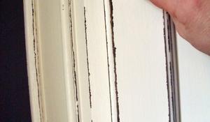 KROK VI – Szlifowanie szafy